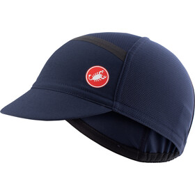 Castelli Ombra Cycling Cap, savile blue
